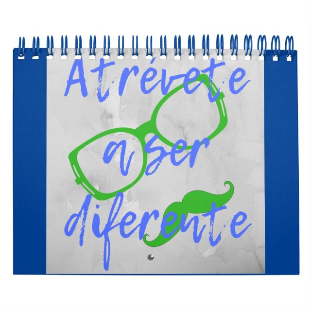 Dare be different| Dare to be different Calendar