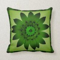 Dark Olive Green Pillows - Decorative & Throw Pillows | Zazzle