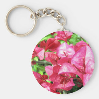 Dark Rhododendron in California Key Chains