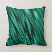 Dark Teal Pillows - Decorative & Throw Pillows | Zazzle
