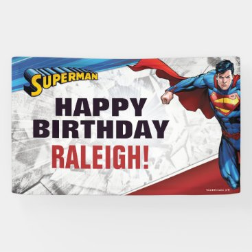 DC Comics | Superman - Birthday Banner