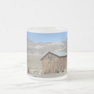 Death Valley - Ballarat Ghost Town Coffee Mug