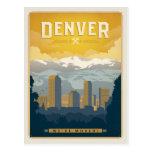 Denver, Colorado | We've Moved! Postcard