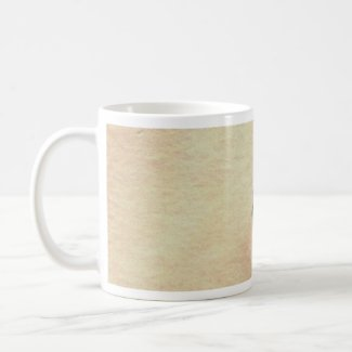 Design 6 O Coffee Mug - The World With Only Words zazzle_mug