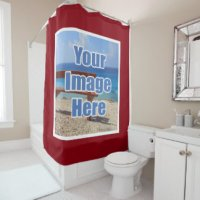 Design Your Own Shower Curtains | Zazzle