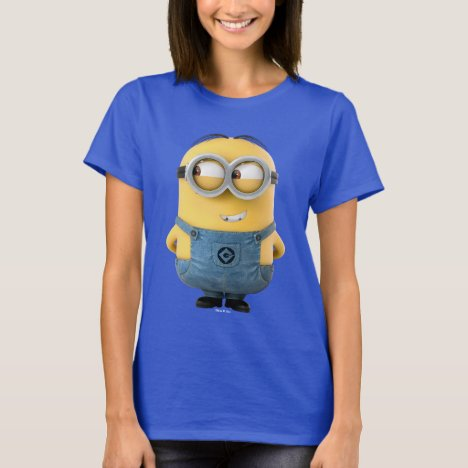 Despicable Me | Minion Dave Smiling T-Shirt