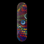Diamond Eyes CricketDiane Skateboard Deck Design