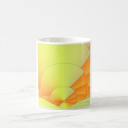 Digital Daylight Coffee Mug