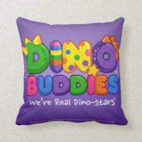 Buddy Pillows - Decorative & Throw Pillows | Zazzle