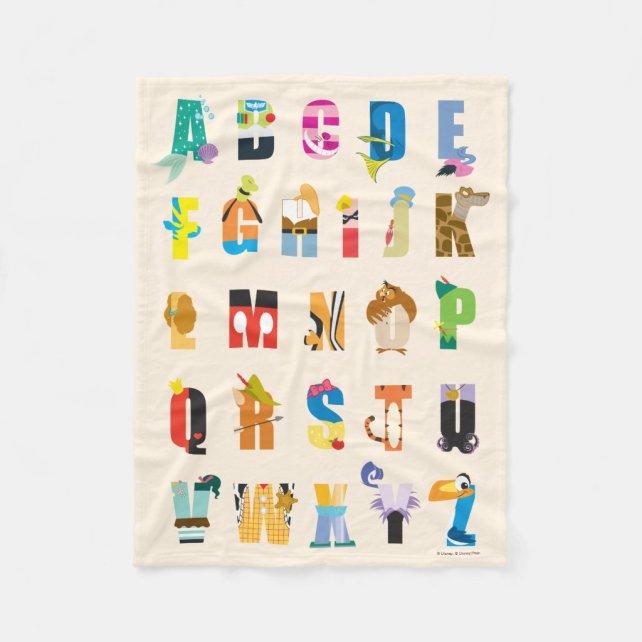 Disney Alphabet Mania