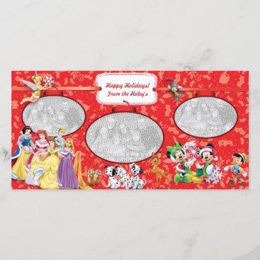 Disney: Holiday Photo Card