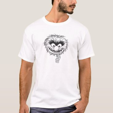 Disney Muppets Animal Sketch T-Shirt