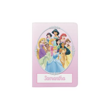 Disney Princesses - Name Passport Holder