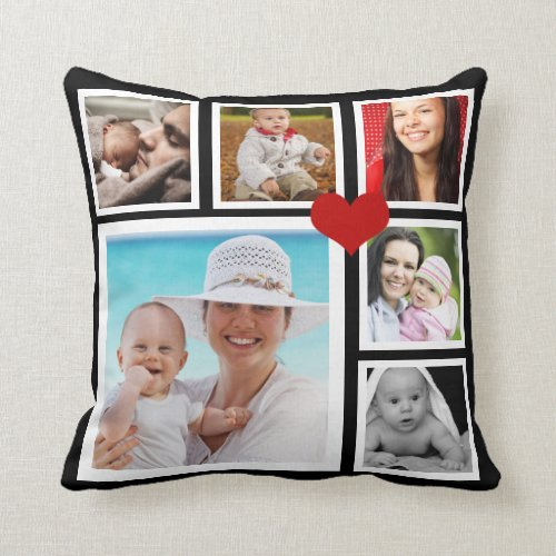 DIY Make Your Own Personalized Photo Template Pillow