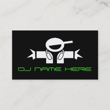 DJ Busines Cards