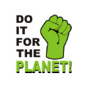 Do It For The Planet postcard