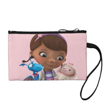 Doc McStuffins and Her Animal Friends Coin Wallet