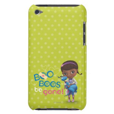 Doc McStuffins and Stuffy - Boo Boos Be Gone Barely There iPod Case