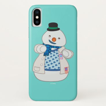 Doc McStuffins | Chilly iPhone X Case