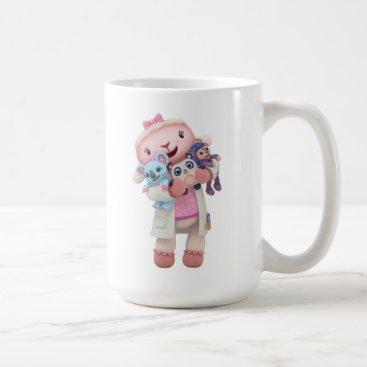 Doc McStuffins | Lambie - Hugs Given Here Coffee Mug