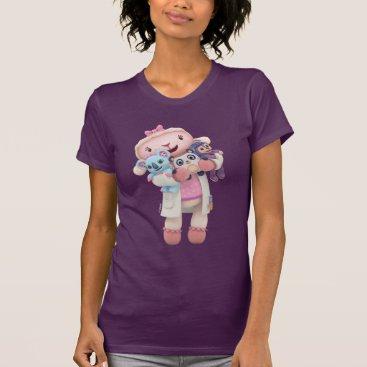 Doc McStuffins | Lambie - Hugs Given Here T-Shirt