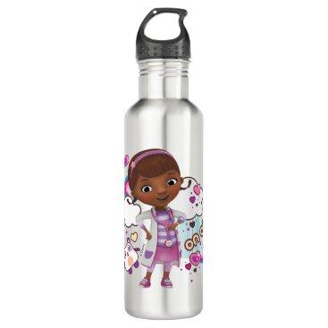 Doc McStuffins | On Alert Stainless Steel Water Bottle