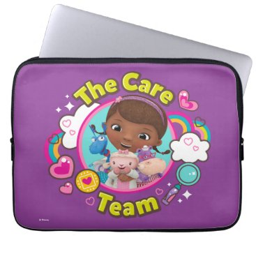 Doc McStuffins | The Care Team Computer Sleeve