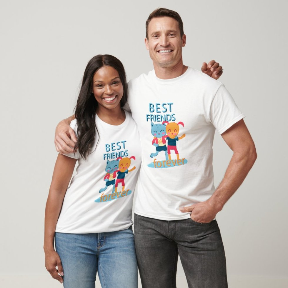 Dog and Cat Best Friend Hoodie