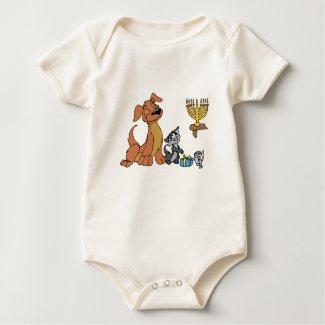 Dog Cat Mouse T-Shirt