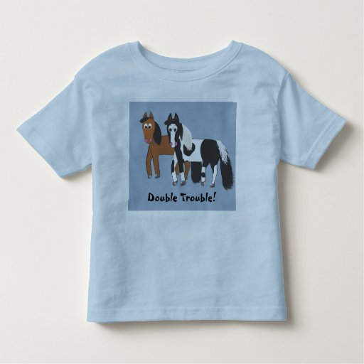 Double Trouble! Toddler T-shirt
