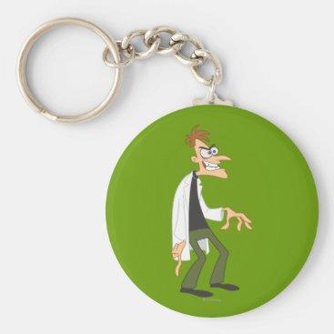 Dr. Heinz Doofenshmirtz 2 Keychain