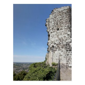 Drachenfels Panoramic View Post Cards