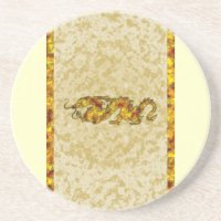 Crystal Drink & Beverage Coasters | Zazzle