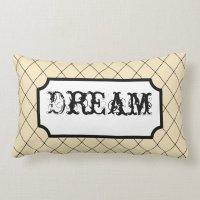 Dream Pillow   Zazzle