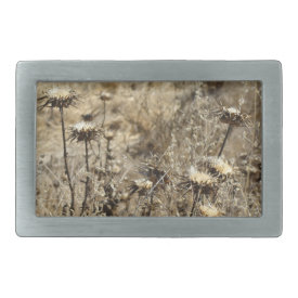 Dry Grass - Belt Buckle