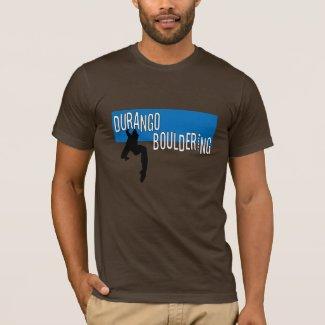 Durango Bouldering T-shirt Mens shirt