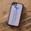 Dysautonomia Warrior on Lilac Tough Xtreme iPhone 6 Case