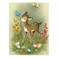 Easter Play Postcard