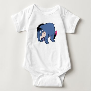 Eeyore is sad baby bodysuit