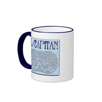 """El Capitan"" Coffee Mugs"