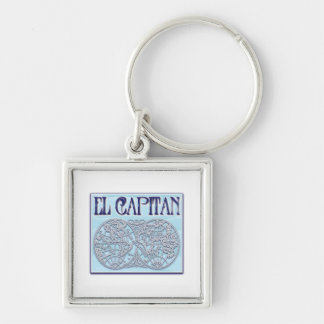 """El Capitan"" Key Chain"