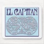 """El Capitan"" mousepads"