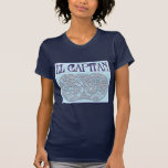 """El Capitan"" t-shirts"