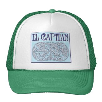 """El Capitan"" Trucker Hats"