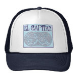 """El Capitan"" hats"