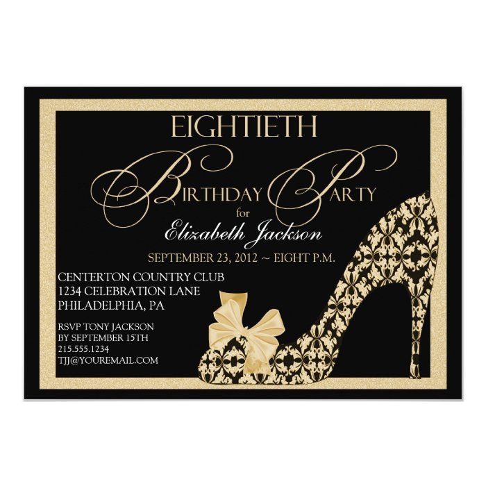 Custom Invitations Philadelphia
