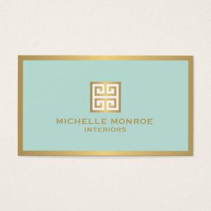 Interior Design Business Cards & Templates Zazzle