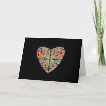 Elegant Heart cards