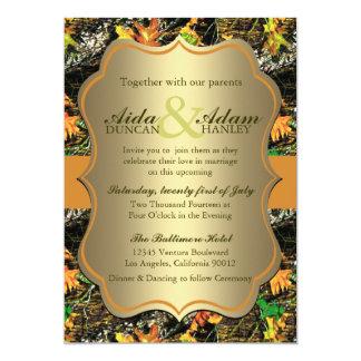 Camo Wedding Invitations gangcraftnet