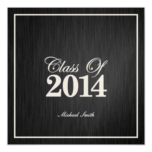 Quick Graduation Announcements